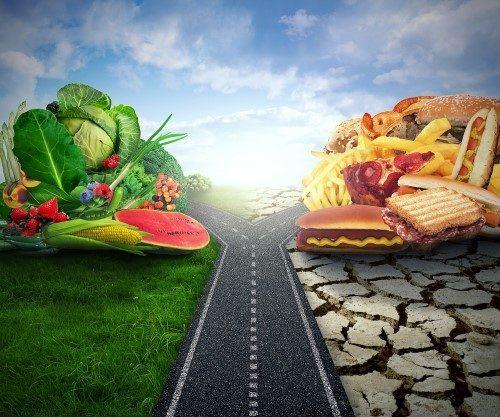 bivio scelta alimentare