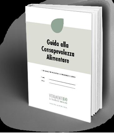 eBook Guida alla consapevolezza alimentare