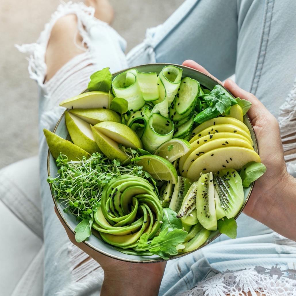 dieta disintossicante 3 giorni vegana